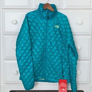 NWT New NORTH FACE Thermoball Borealis Blue Size S
